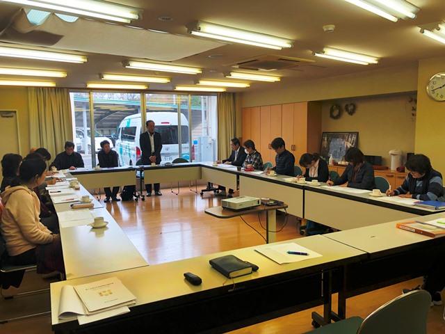 地域福祉活動計画策定委員会が開催されました